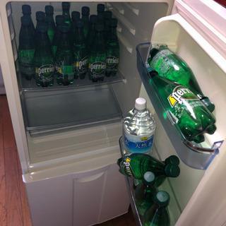 ハイアール製140L2ドア冷蔵庫 ジャンク