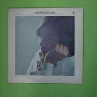 布施 明さん       LPレコード        SUPER...