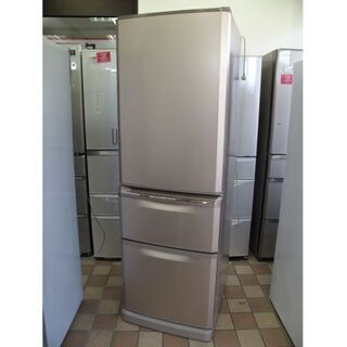 【トレファク府中店】2019年製 370L 3ドア冷蔵庫!