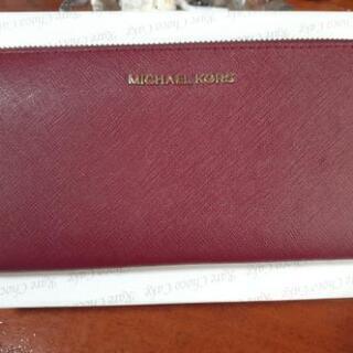 値下げしました😀🌸MICHAEL KORS🌸長財布