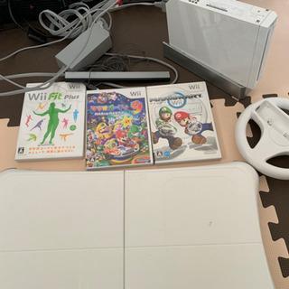 Wii ゲームソフトなど 取引中