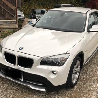 H23 BMW X1 ハイラインパッケージ 車検R3/6月まで ...