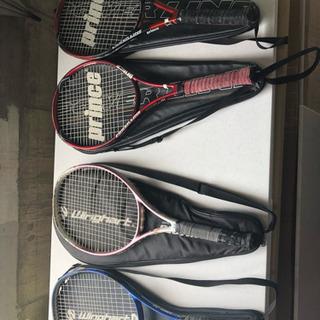 テニスラケット  セット