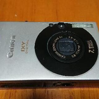 キャノン IXY DIGITAL10 カメラ