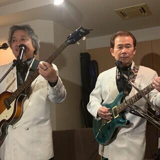 12/24 生演奏クリスマスパーティースタッフ(銀座BAR)