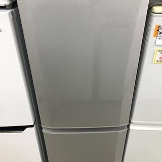 【リサイクルショッップどりーむ荒田店】4572 三菱 2ドア冷蔵...