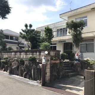 北千里駅  大阪大学吹田学舎に近い 閑静な高級住宅地 シェアハウス