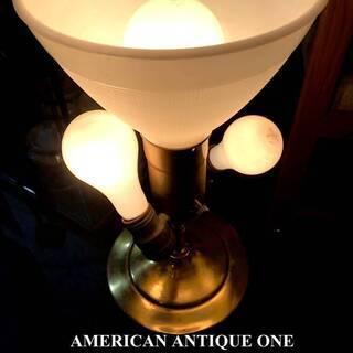 大型73cm ランプ 鉄製 明るさダイヤルで調節可能!! アメリ...