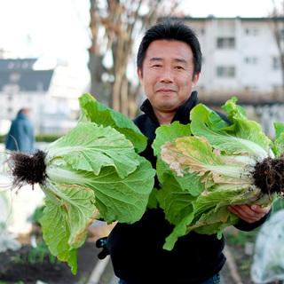 【シェア畑】お野菜栽培にご興味のある方大募集‼【浜田山】
