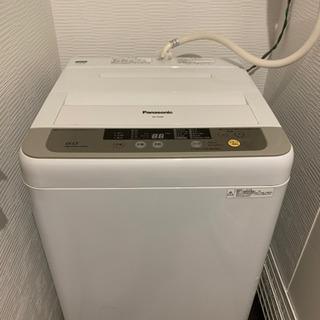 【お値下げしました】Panasonic全自動洗濯機 NA-F60B8