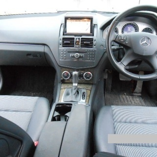 H20 C200コンプレッサーアバンギャルド キーレス HDDナビ 車検2年付き 14339 - ベンツ(メルセデス)