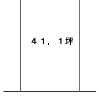 伊賀市白樫・41,1坪・売土地・上野青葉台・全面道路6m