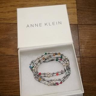新品 Anne klein 5連ブレスレット