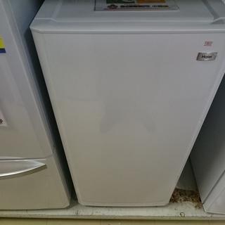 (ストック内容が一目でわかる)ハイアール 1ドア冷凍庫100L ...