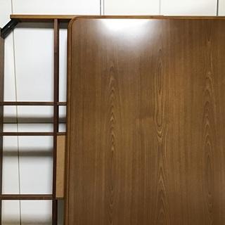 テーブル式コタツ 布団や椅子は付きません 値下げ5000→3000