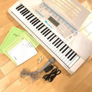 電子ピアノ CASIO 光ナビ LK-228 HIKARI 光ナ...