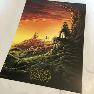 STARWARS ポスター