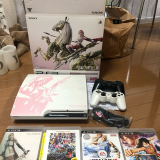 PS3 final fantasy XIII モデル 250GB