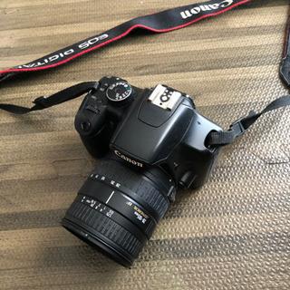 【終了】Canon EOS KissX2