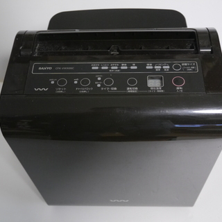 SANYO 気化式加湿器 CFK-VWX05C (美品)