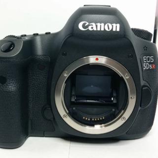 キャノン デジタル一眼レフカメラ Canon EOS 5DsR