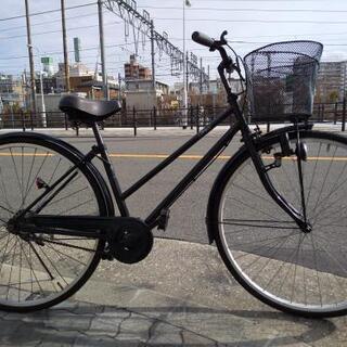 ♪ジモティー特価♪定番のスタンダードスタイル 27型シティサイク...