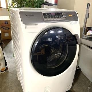 美品オススメ!パナソニック ドラム式電気洗濯乾燥機 NA-VH3...