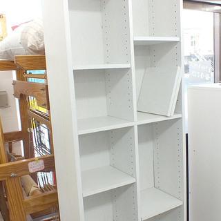 本棚 ラック 収納 カラーボックス  ブックシェルフ 高さ…