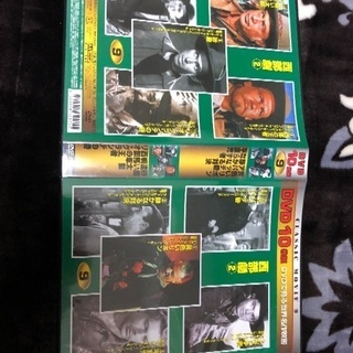 🔴9️⃣1000円‼️名作人気‼️西部劇‼️🔴DVD10枚組‼️...