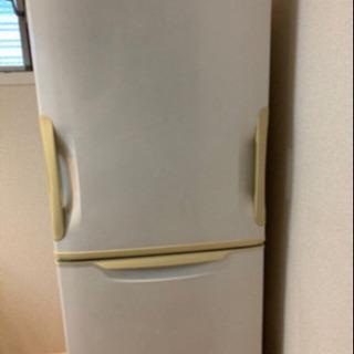 シャープ製345L冷蔵庫