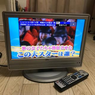 地上波デジタルチューナー搭載液晶テレビ LCD-16D1HA