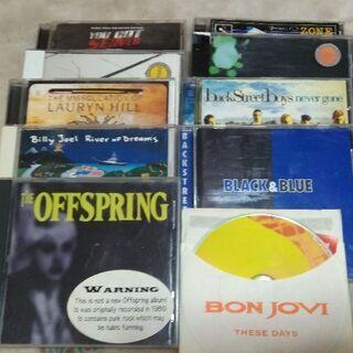洋楽CDまとめ売り