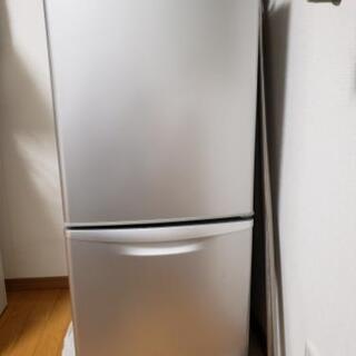 冷凍冷蔵庫、差し上げます