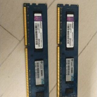 DDR3 PC3 4GB×2