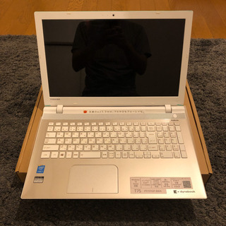 東芝 dynabook T75 T75/TG PT75TGP-B...