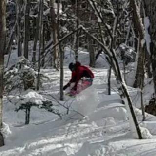 スノーボード 一緒に滑りましょう!