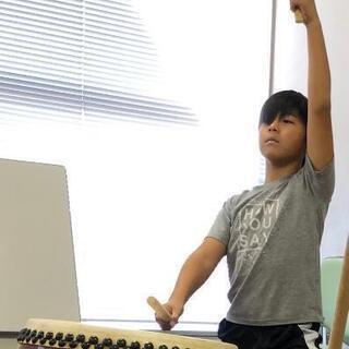 子供の為の和太鼓教室✩°。⋆⸜(*˙꒳˙*  )⸝コロナに負ける...