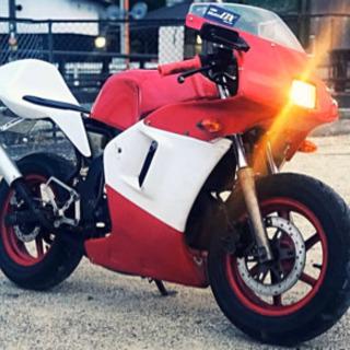 NSR50(63cc)冬季のみグロムと交換可