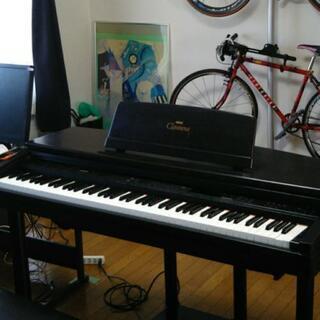 😭故障品 😭  電子ピアノ(88鍵盤)引き取ります。