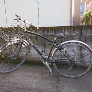 決定いたしました。 自転車27インチ