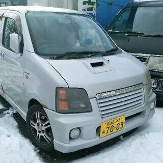 スズキ ワゴンR  RR FF