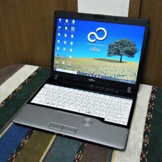 💛12.1型液晶/光速☆彡SSD128GB/MS Office ...