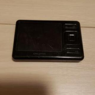 ジャンク品 Creative ZEN 8GB
