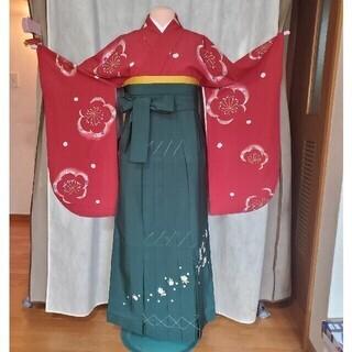 卒業式 袴セットA