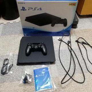 PS4 PlayStation4 500GB 本体(付属品あり)...