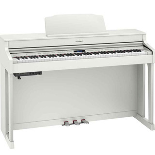 ローランド電子ピアノ HP-603 ホワイト美品