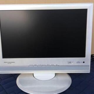 【中古】 HITACHI 日立 液晶テレビ16型 2010…