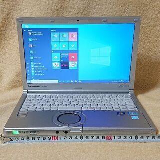 Panasonic Core-i3 SSD MS-Office2019