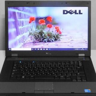 DELL i5 新品SSD240&HDD320 オフィス2019
