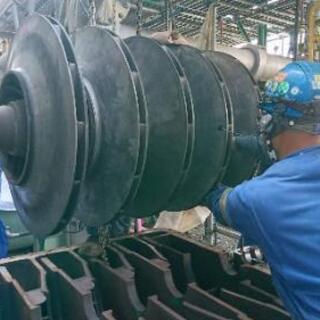 川崎発❗機械整備工事